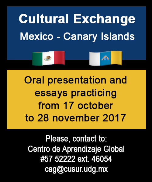 Cultural Exchange Mexico - Canary Islands