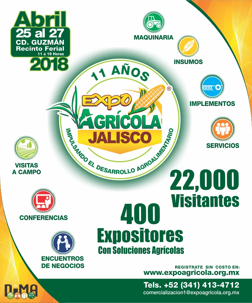 Expo Agricola Jalisco 2018