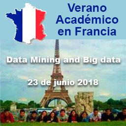 Invitación Curso de verano académico Data Minning and Big Data Applications